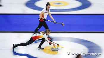 Germany uses three-player team after COVID-19 issues at world curling playdowns