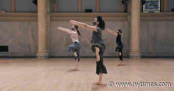 Review: Trisha Brown's Dances Find a Home at Judson Church