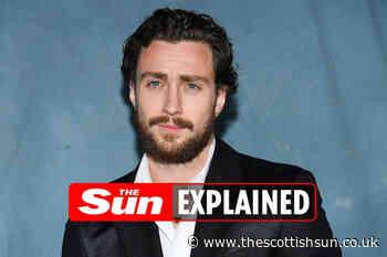 Who is Aaron Taylor-Johnson?... - The Scottish Sun