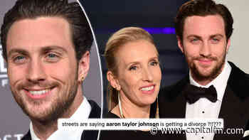 Is Aaron Taylor-Johnson Divorcing His Wife Sam? Why The Internet Thinks He's Now Single - Capital