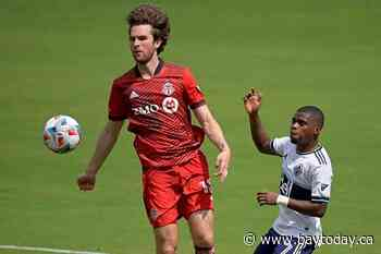 Veteran Patrick Mullins happy to share his experience with Toronto FC's young talent