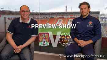 Watch: The Preview Show: Northampton Town (A)
