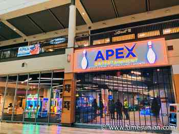 Apex reopening at Crossgates Mall next week