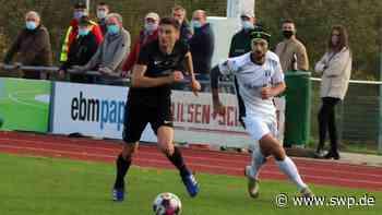 Fußball TSV Ilshofen: Saison der Oberliga wird annulliert - SWP