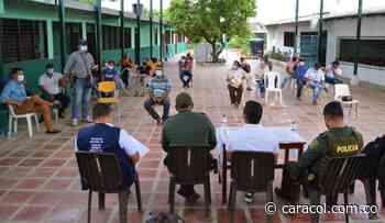 Conformados frentes de seguridad en las comunas 1 y 2 de Magangué - Caracol Radio