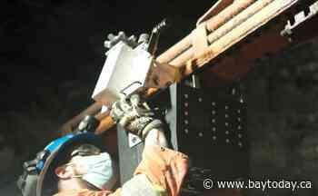 Local mining companies win safety innovation award - BayToday