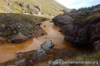 Lampa: señalan que no hay voluntad política para remediar cuenca Jatun Ayllu - Pachamama radio 850 AM