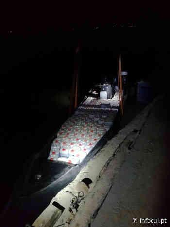 Alverca do Ribatejo: Detidas 5 pessoas e apreendida embarcação suspeita de utilização no tráfico de droga - Infocul