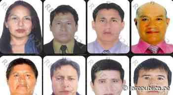 Ayacucho: sentencian a exfuncionarios de la Municipalidad Distrital de Ayna - LaRepública.pe