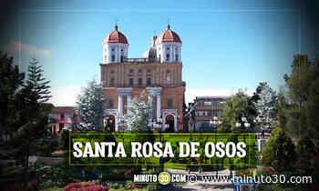 A Julián Ramiro lo mataron a disparos en zona rural de Santa Rosa de Osos - Minuto30.com