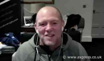 Mike Tindall says taking his girls kite flying was 'most stressful 3 hours' of his life - Express