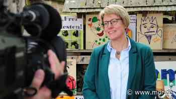 Ehrenamt: Beate Burkert aus Apolda ist Thüringerin des Monats April - MDR