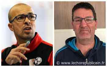 Première saison de l'US Dreux-Vernouillet Handball : Yesli et Paysan dans l'aventure - Echo Républicain