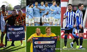 All the possible ups and downs ahead of a decisive weekend in Premier League and EFL
