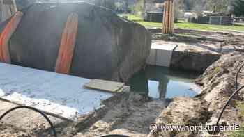 Wie hebt man einen 400-Tonnen-Findling in Altentreptow? - Nordkurier