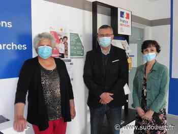 Le Teich : le bureau de poste labellisé France Services - Sud Ouest
