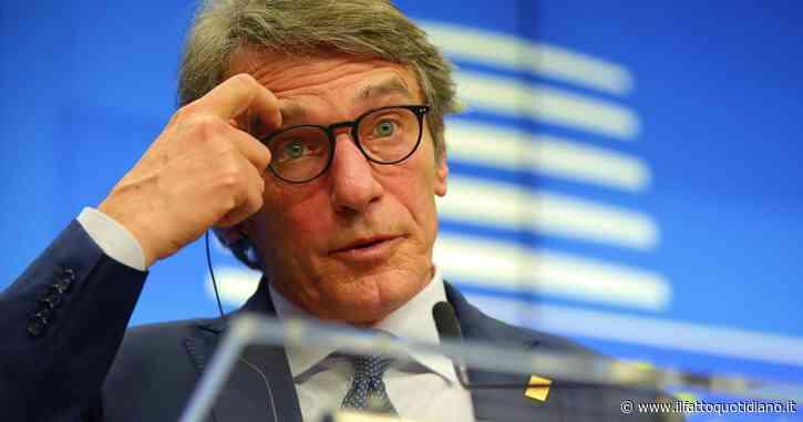 """Mosca risponde alle sanzioni Ue: ingresso vietato in Russia a Sassoli e ad altri 7. """"Non ci zittiranno, continueremo a difendere i diritti"""""""
