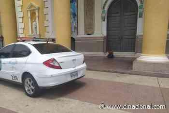 Hombre roció a sus dos hijos con gasolina en la Basílica de Chiquinquirá en Maracaibo - El Nacional