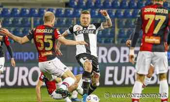Le ultime da Collecchio: Kucka in gruppo - Forza Parma