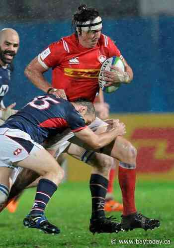 Canadian rugby international Kyle Baillie enjoying life in the Big Easy