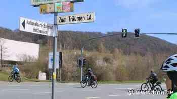 Mit Fahrrad von Frankenberg nach Herzhausen - HNA.de