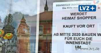 Brandis stellt Weichen für Innenstadt - Leipziger Volkszeitung
