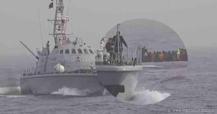 """Migranti, la video-denuncia di SeaWatch: """"Persone in pericolo picchiate, ecco com'è un'intercettazione della guardia costiera libica"""""""