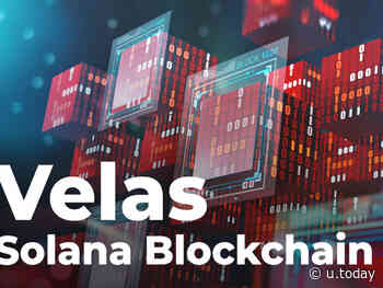 Velas (VLX) Expands on Solana (SOL) Blockchain, Introduces Ethereum (ETH) - U.Today - IT, AI and Fintech Daily News for You Today