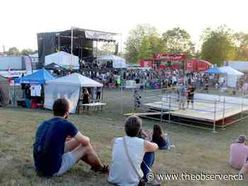 'Uncertainty' pushes Bluewater Borderfest plans to 2022 - Sarnia Observer