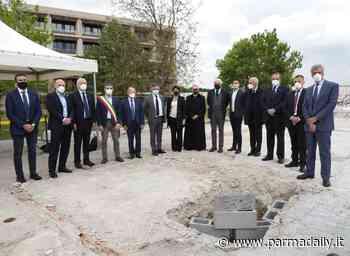 All'Università di Parma posata la prima pietra dell'Edificio 1 dell'area Food: una nuova casa per il Food Project - - ParmaDaily.it