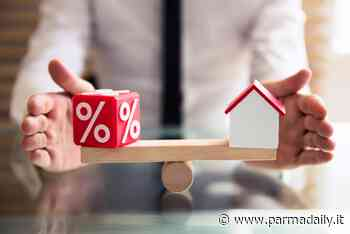 Mutui: a Parma cresce del 5,1% l'importo richiesto nel primo trimestre 2021 - - ParmaDaily.it