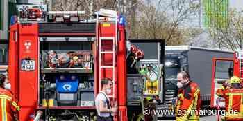 Polizeibericht - Schwelbrand in Mehrparteienhaus - Oberhessische Presse