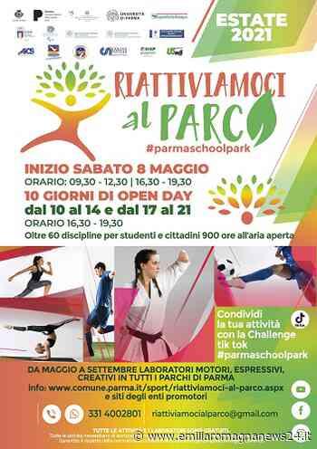 Riattiviamoci: presentato il progetto di movimento per tutti nei parchi di Parma - Emilia Romagna News 24