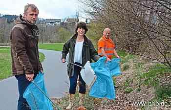 Gemeinsam gegen den Müll: Stadt ruft zum Helfen auf - Passauer Neue Presse