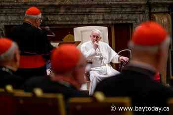 Pope enables Vatican prosecutions of cardinals, bishops