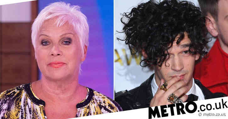 Denise Welch wished plane would crash with her and son Matt Healy on board at height of depression