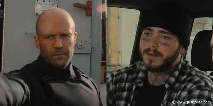 Post Malone Faces Off with Jason Statham in the New Trailer for 'Wrath of Man' - Watch Here!