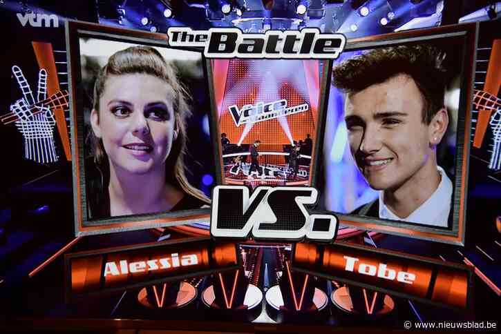 Hier eindigt The Voice voor Alessia