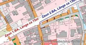 Lärm und Umwege in Geisenheim - Wiesbadener Kurier