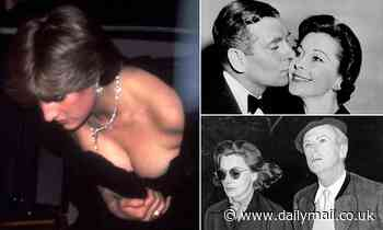 HUGO VICKERS discusses Diana's racy dress and more delicious gossip from his scintillating diaries