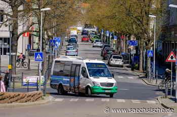 Mit dem Quartierbus quer durch Radebeul - Sächsische.de