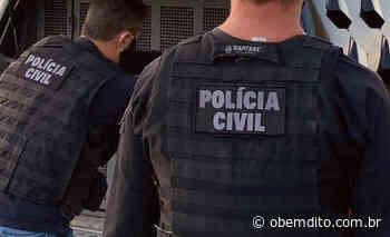 Polícia Civil prende autor de homicídio em residência de Tapejara - OBemdito