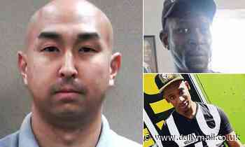 Pentagon police officer accused of shooting two men in Maryland parking lot is charged with murder