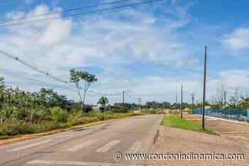 Rodovia que liga município ao distrito Nova Londrina terá ciclovia - Rondônia Dinâmica