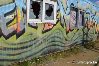 BMX-piste niet meer openbaar toegankelijk na aanhoudend vandalisme - Gazet van Antwerpen