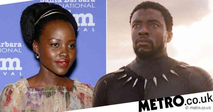Lupita Nyong'o says Black Panther 2 will honour Chadwick Boseman