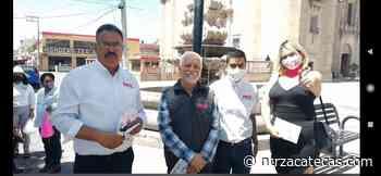 Platea Flavio Campos soluciones a problemas de Ojocaliente - NTR Zacatecas .com