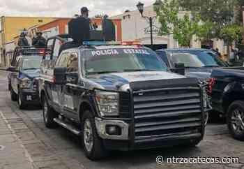 Detienen a extorsionadores en Ojocaliente; pedían «cobro de piso» - NTR Zacatecas .com