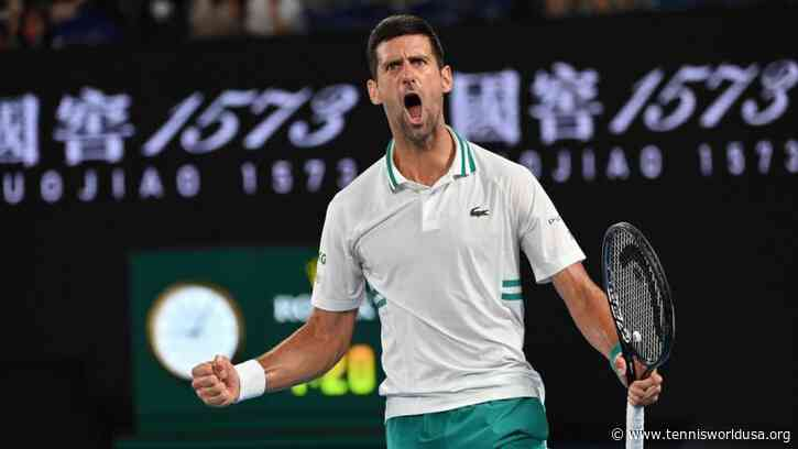 'Hard to argue with someone like Novak Djokovic who...', says former ace - Tennis World USA