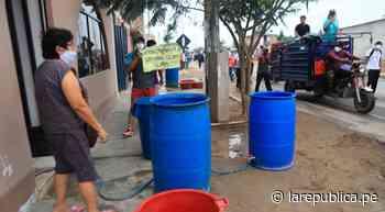 Nuevo estudio revela que Pacora sigue consumiendo agua con arsénico - LaRepública.pe